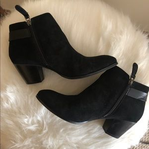 Black Guess Booties